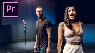 Download ROTATION REVEAL in PREMIERE PRO (Maroon 5 - Girls Like You) Video