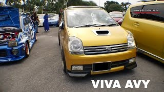 Download Perodua Viva Avy Gold Paint | Gathering Geng Sunroof GAGES 2016 Video