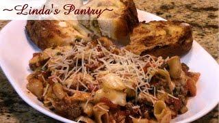 Download ~Sausage Skillet Week Night Meal With Linda's Pantry~ Video