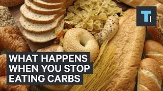 Download What happens when you stop eating carbs Video