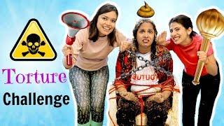 Download TORTURE Challenge | #Gameplay #Roleplay #Fun #Sketch #Anaysa #ShrutiArjunAnand Video