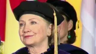 Download Hillary Clinton commencement speech at wellesley college SLAMS Trump 5/26/2017 video Video