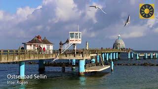 Download OSTSEE - Insel Rügen ″Ostseebäder Sellin, Binz und Baabe im Herbst″ DEUTSCHLAND Video