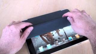 Download Review: iPad 2 Smart Cover Video