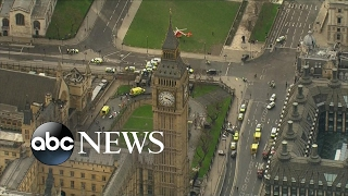 Download Attack near UK Houses of Parliament being treated as terrorism: Police Video