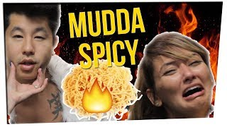 Download Spicy Ramen Challenge With 3.5 Million Scoville Hot Sauce!!!!!! (EPIC FAIL) Video