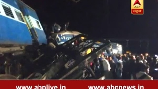 Download Hirakhand Express derailment: There was no light at the accident spot Video