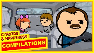Download Cyanide & Happiness Compilations - Families Video