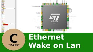 DP83848 + STM32F4 - Ethernet PHY Controller Free Download Video MP4