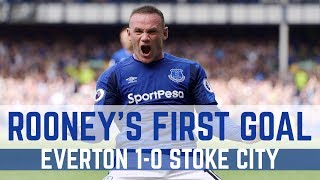 Download WAYNE ROONEY'S FIRST COMPETITIVE EVERTON GOAL SINCE 2004 Video
