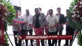 Download CLARK INTERNATIONAL AIRPORT, NAGBUKAS NA NG PHILIPPINE AIRLINES FLIGHTS Video