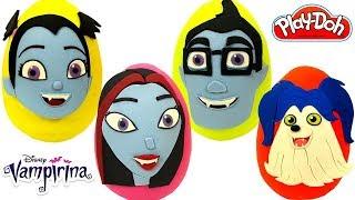 Download Vampirina ve Ailesi Türkçe Sürpriz Yumurtalar Vampirina Oyuncakları Video