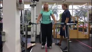 Download Center for Neuro Recovery's Post Rehabilitation Offers Hope For C5 C6 Spinal Cord Injury Video