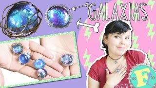 Download DIY: 👽Galaxia Encapsulada SUPER FACIL //Floritere Video