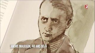 Download Portrait - André Malraux, 40 ans déjà Video