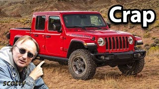 Download Here's Why Doug Demuro is Full of Crap, The Jeep Gladiator is Not Better Than the 4Runner Video
