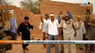 Download Mali : Kidal se prépare à l'élection présidentielle Video