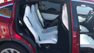 Download Model X P100D - First in Central California Video