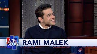 Download Rami Malek, After Kissing Daniel Craig: ″Does This Make Me A Bond Girl?″ Video