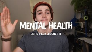 Download Lets Talk About Mental Health Video
