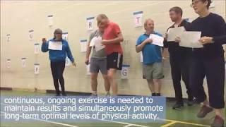 Download Dance your PhD contest 2017 Exercise in Parkinson disease Josefa Domingos Video