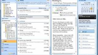 Download Outlook and OneNote integration tasks, meetings, contacts and email Video