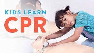 Download Kids Learn CPR   Kids Learn   HiHo Kids Video