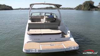 Download Sea Ray 270 Sundeck (2016-) Features Video- By BoatTEST Video