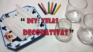 Download DIY: Velas Decorativas/Personalizadas Video