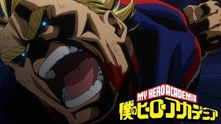 Download All Might's Limit | My Hero Academia Video