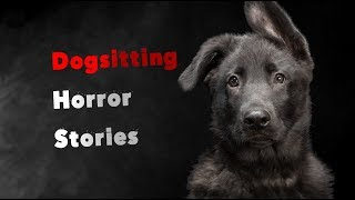 Download 3 Scary True Dog Sitting Horror Stories Video