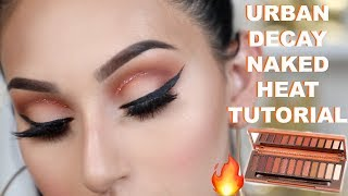 Download URBAN DECAY NAKED HEAT PALETTE: NEUTRAL GLAM MAKEUP TUTORIAL Video