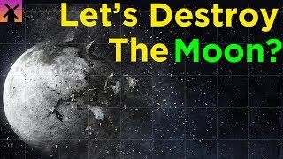 Download What If We Destroyed the Moon? Video