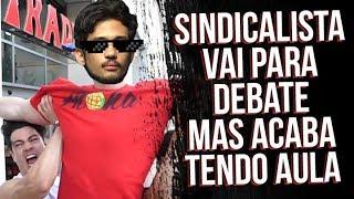 Download SINDICALISTA VEM COM MIMIMI E VOLTA COM AULA DE KIM Video