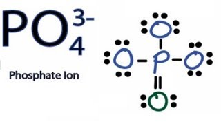 Download PO4 3- Lewis Structure: How to Draw the Lewis Structure for PO43- Video