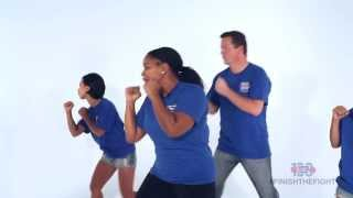 Download Learn the American Cancer Society Fight Back Line Dance Video
