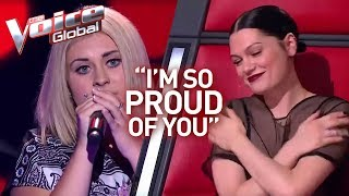 "Download Jessie J's ""little sister"" in The Voice 