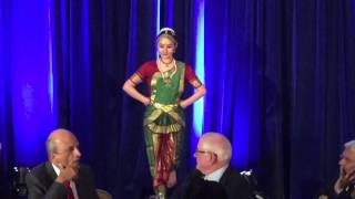 Download Jessica Wu Classical Indian Dance (Bharatanatyam) at the Asians in America Awards Ceremony Video