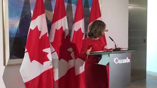 Download Freeland on NAFTA: 'Hope for the best and prepare for the worst' Video