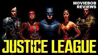 Download MovieBob Reviews: JUSTICE LEAGUE (2017) Video