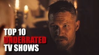 Download Top 10 Most Underrated TV Shows to Watch Now! 2018 Video