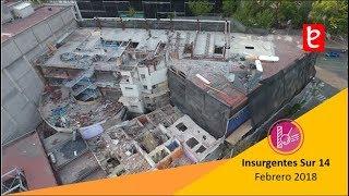 Download Demolición Edificio Insurgentes Sur 14, Marzo 2018 | edemx Video