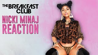 Download Breakfast Club Reacts To Nicki Minaj's New Songs Video