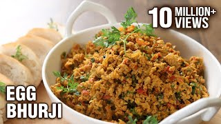 Download Egg Bhurji Recipe | How To Make Anda Bhurji | The Bombay Chef - Varun Inamdar Video