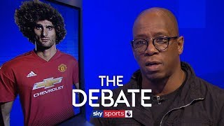Download Is Marouane Fellaini the key for Man United? | The Debate | Higginbotham and Wright Video