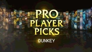 Download League of Legends : Dunk's Pro Player Pick Video