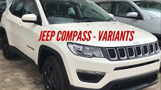 Download Jeep Compass variants Video