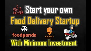 Download Start your own food delivery startup like swiggy with minimum Investment | Step by Step guide Video