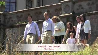 Download 110627 Familie Grand Ducal de Luxembourg Video