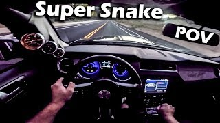 Download 1000HP Super Snake Street Drive - POV Video